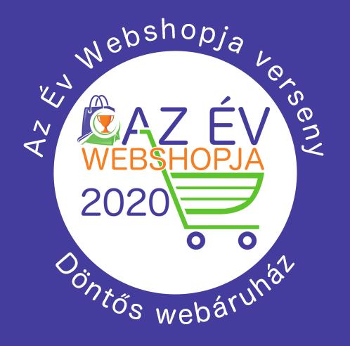 Az Év Webshopja 2020