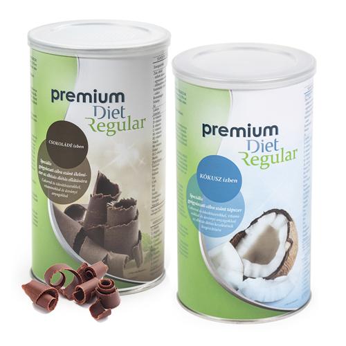 Premium Diet Regular csokis kókuszos - jopatikus.hu