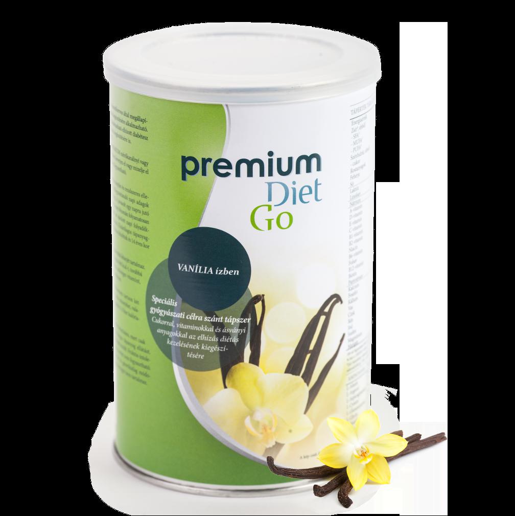 Premium Diet Go - a hatékony fogyókúrához