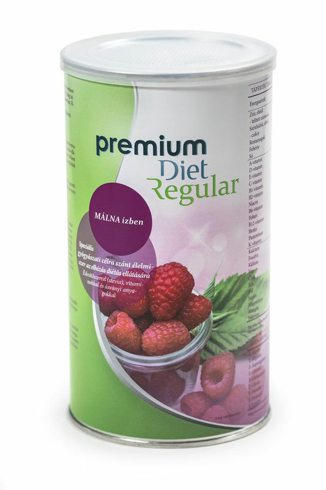 Premium Diet Regular vanília - jopatikus.hu